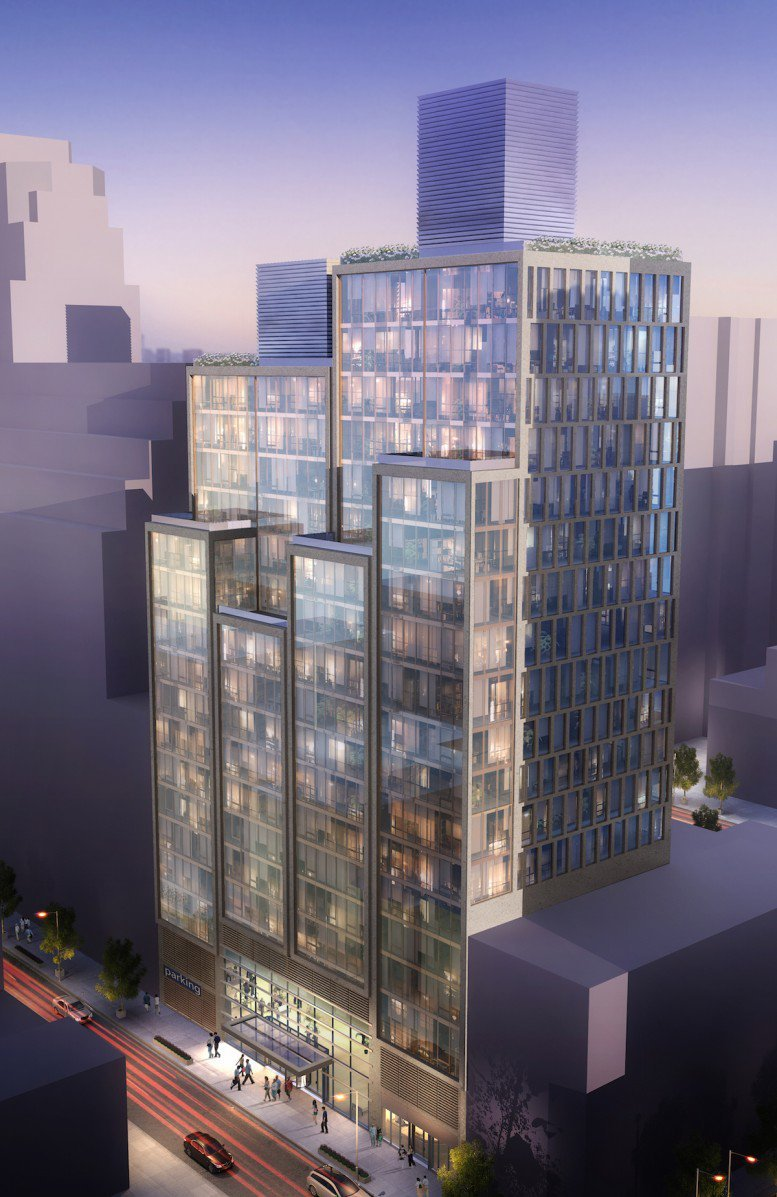 Ismael Levya to Transform NYC Parking Garage into Luxury