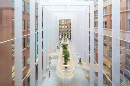 Courtesy of cepezed architects + HofmanDujardin
