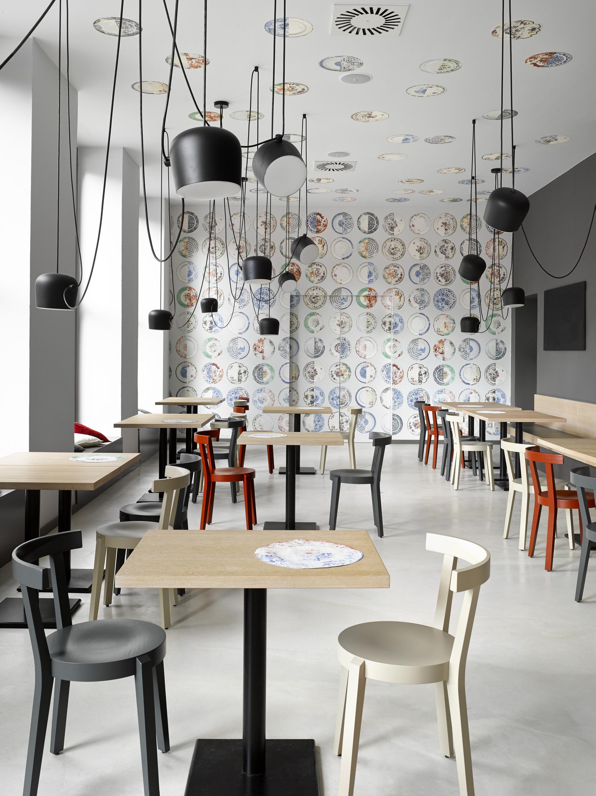 Cafe Bistro Bakery Zahorsky  JRA JarousekRochova