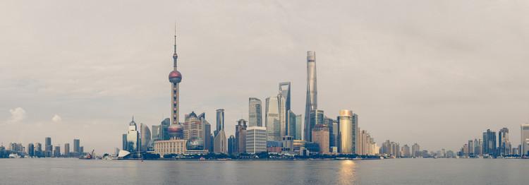 Shanghai Skyline. Image © flickr user januski83, licensed under CC BY 2.0