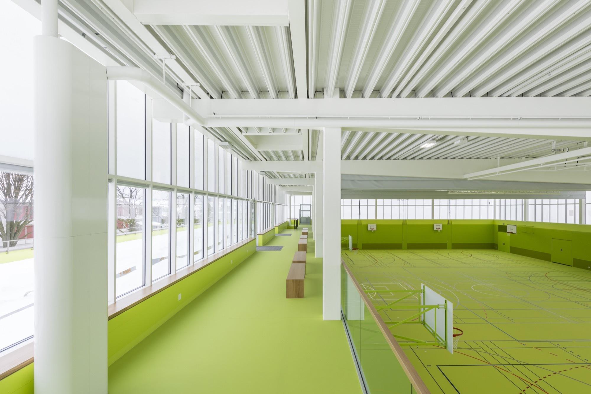 Gallery of Neumatt Sports Center  Evolution Design  4