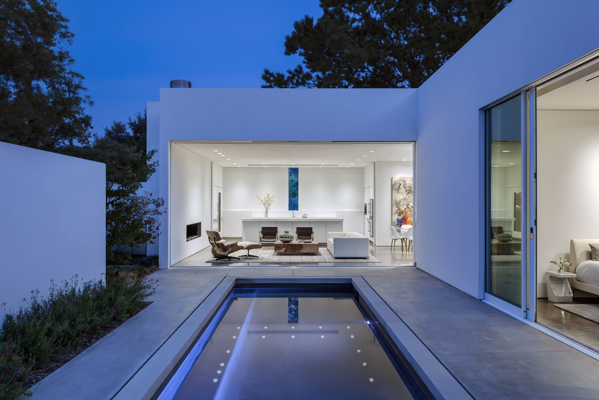Casa di Luce Morrison Dilworth  Walls ArchDaily