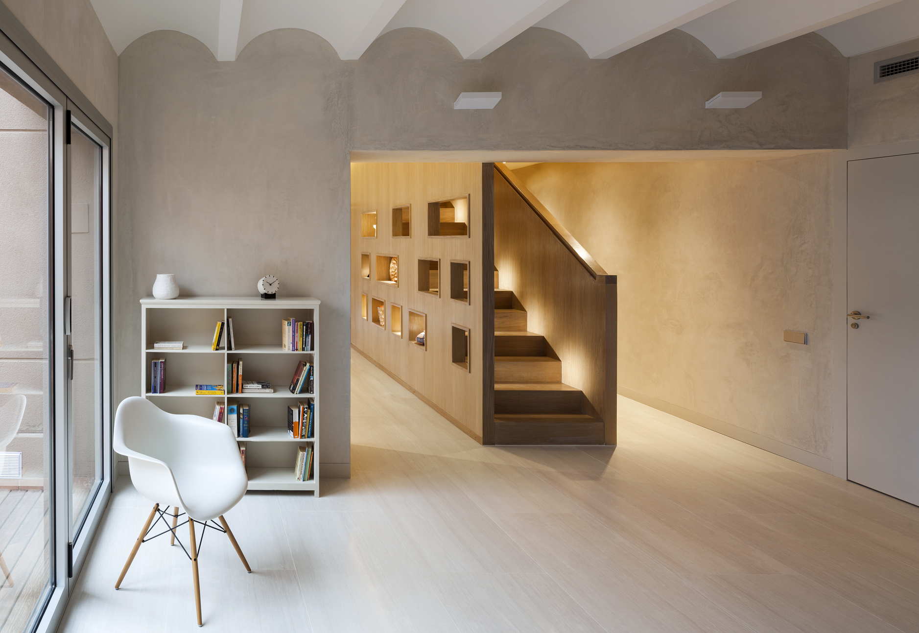 Duplex in Gracia  Zest Architecture  ArchDaily