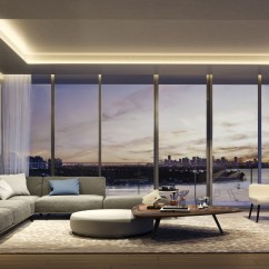 Living Room Miami Extra Large Rugs For Gallery Of Ricardo Bofill Makes Us Condominium Debut With 3900 Alton In Beach Interior