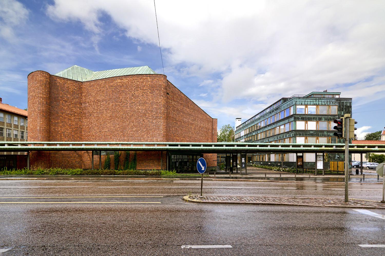 Alvar Aalto House of Culture