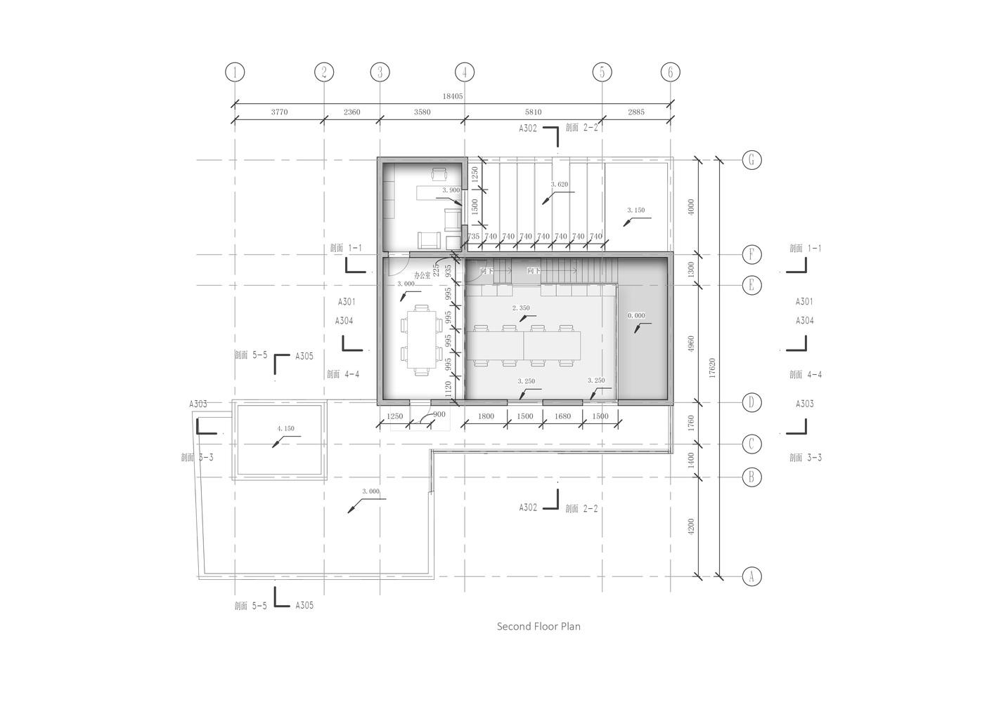 hight resolution of pump house renovation nan architects jwda