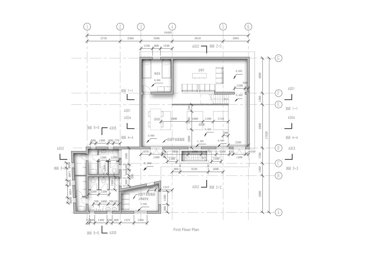 pump house renovation nan architects jwda [ 1414 x 1000 Pixel ]