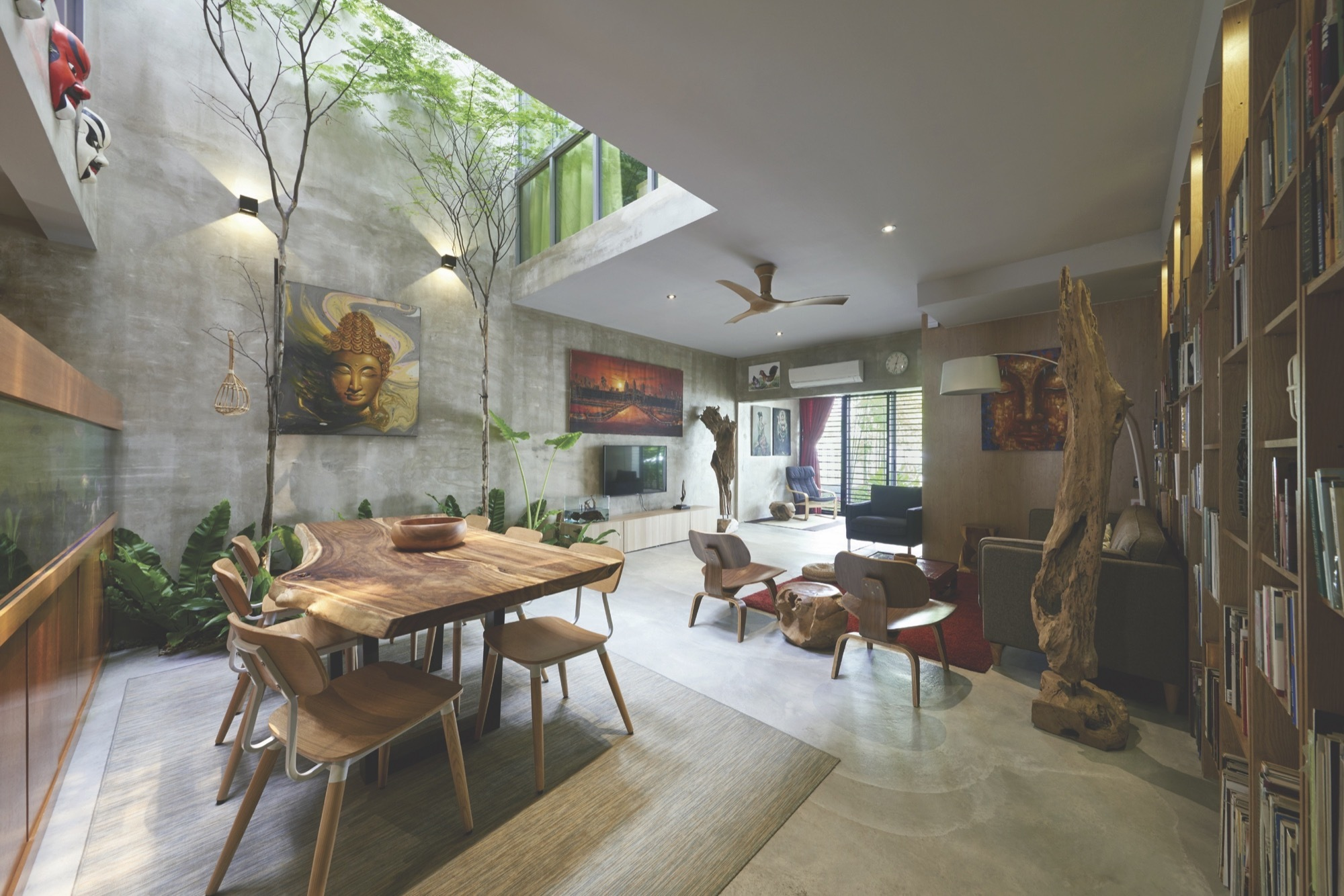 Reforma Da Casa Terra O2 Design Atelier Archdaily Brasil