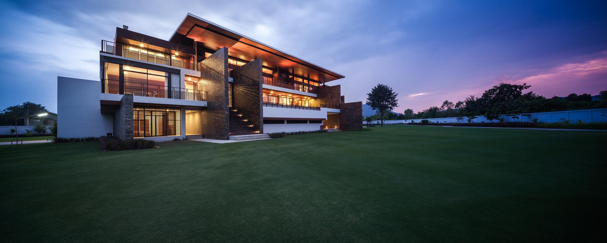 Bang Sa Ray House Junsekino Architect And Design Archdaily