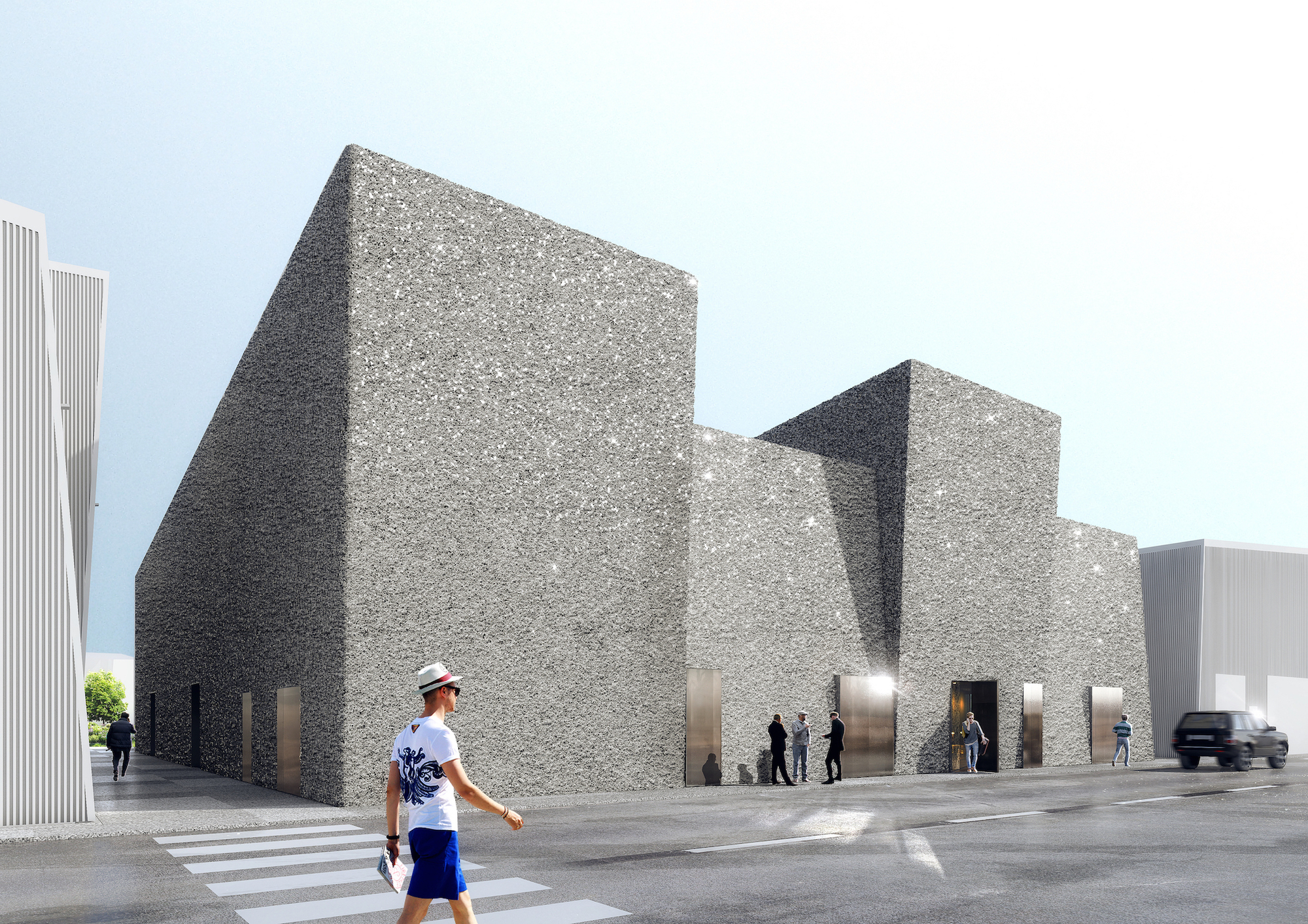 Oma Architecture Project