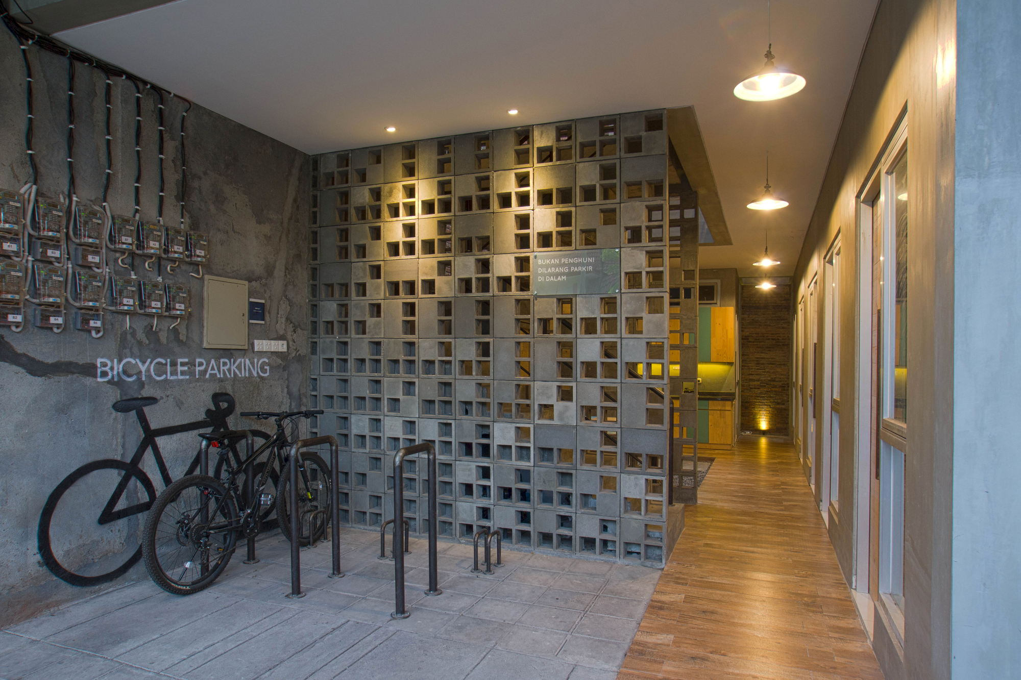 Gallery of Bioclimatic and Biophilic Boarding House
