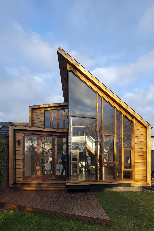 Solen Vinklar David Blaikie Architects Archdaily