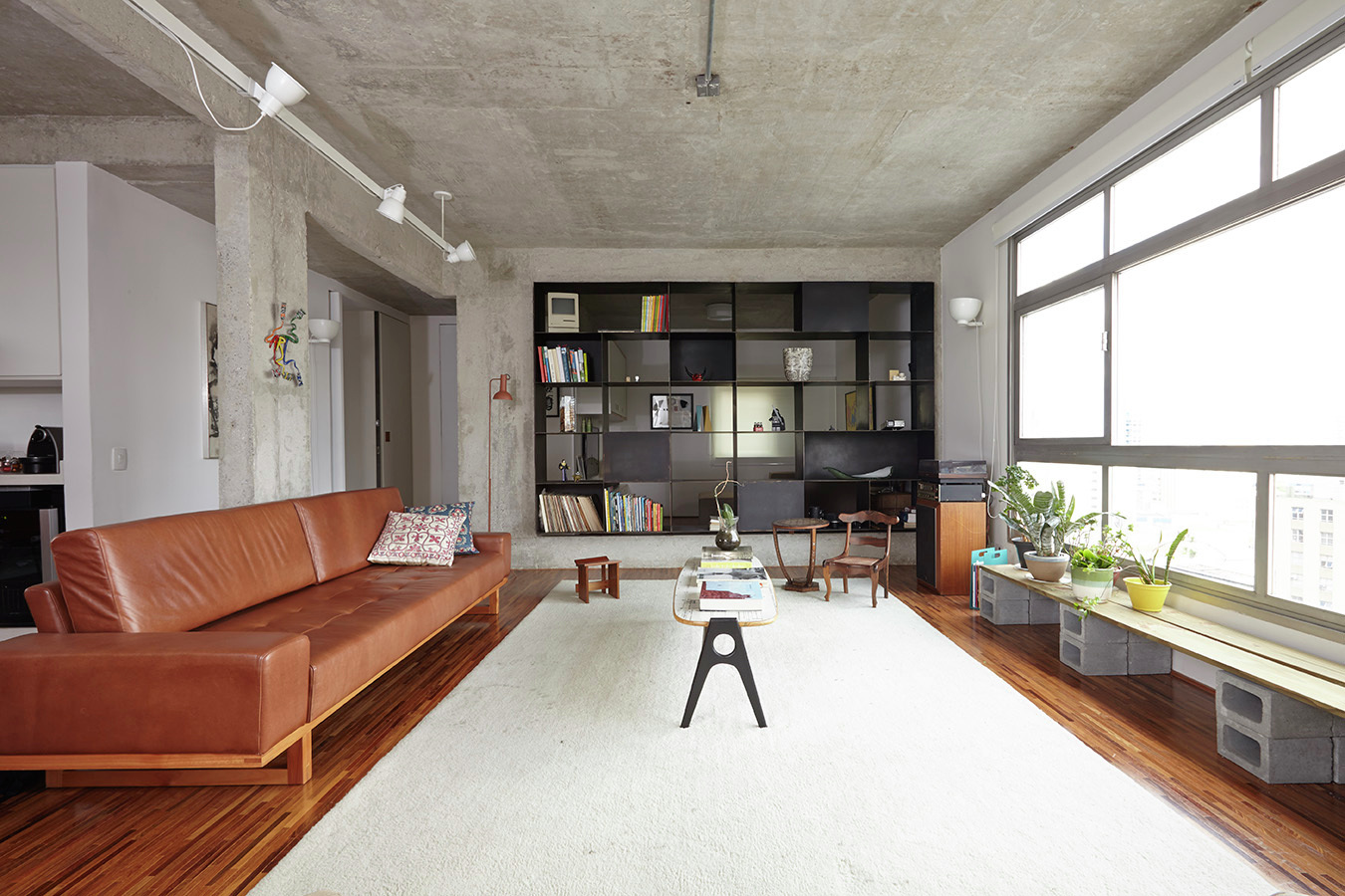 10 Beautiful Brazilian Apartment Interiors  ArchDaily