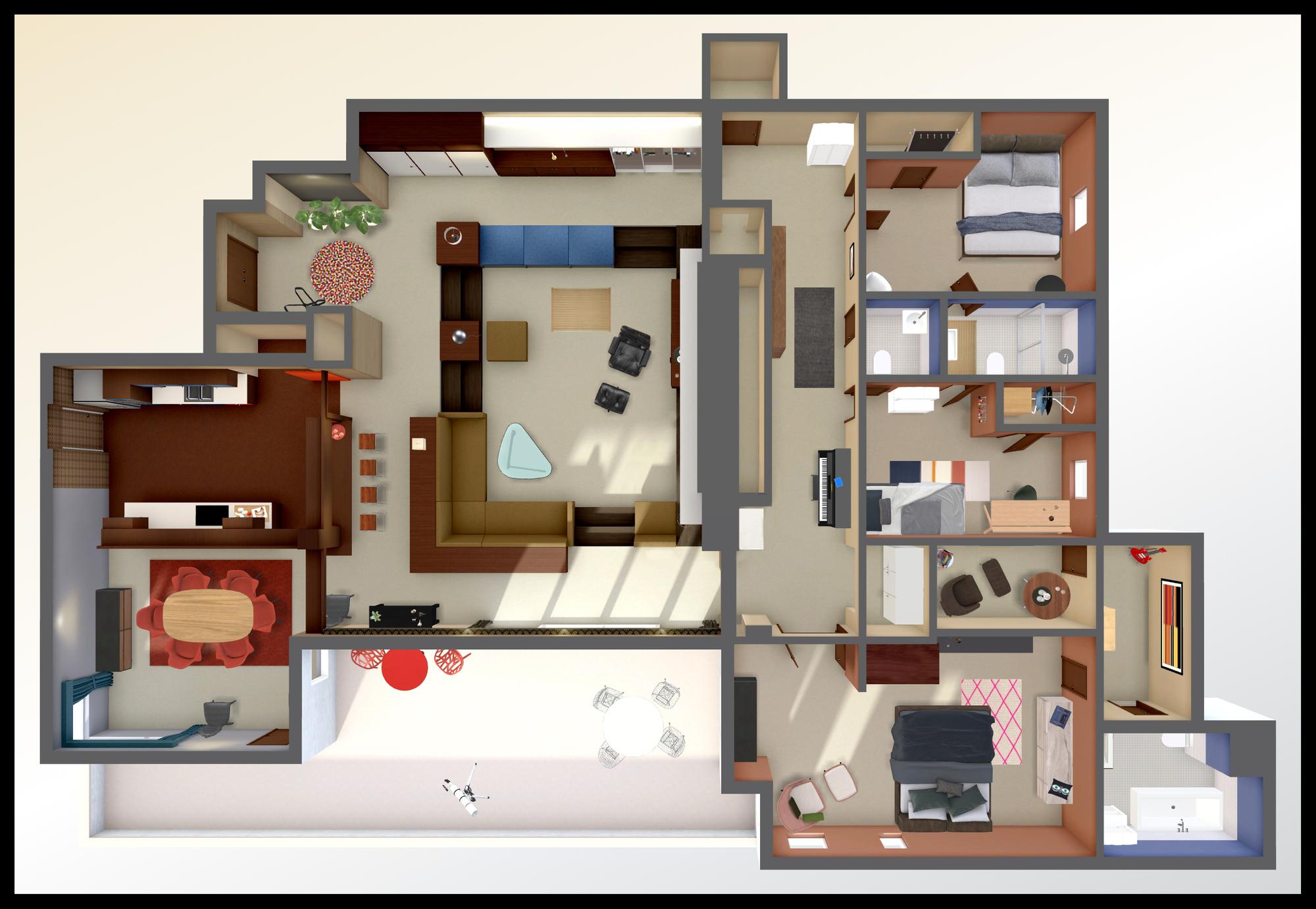 Bathroom Floor Plan Software