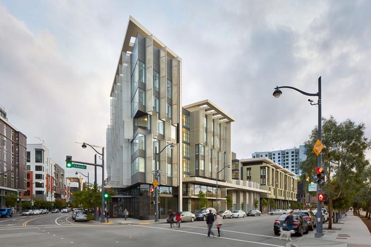 Multifamily Living: 1180 Fourth Street; San Francisco / Mithun. Image Courtesy of AIA