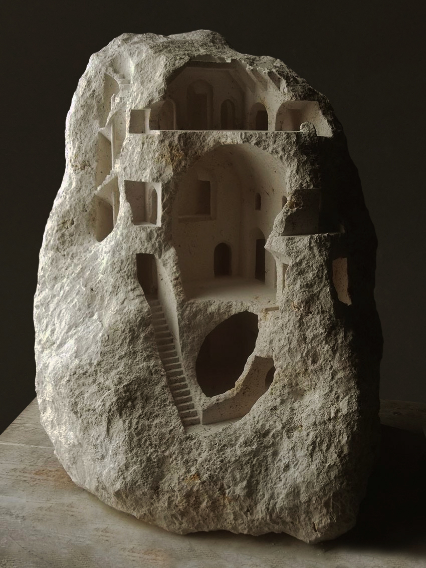 Miniature Stone Sculptures