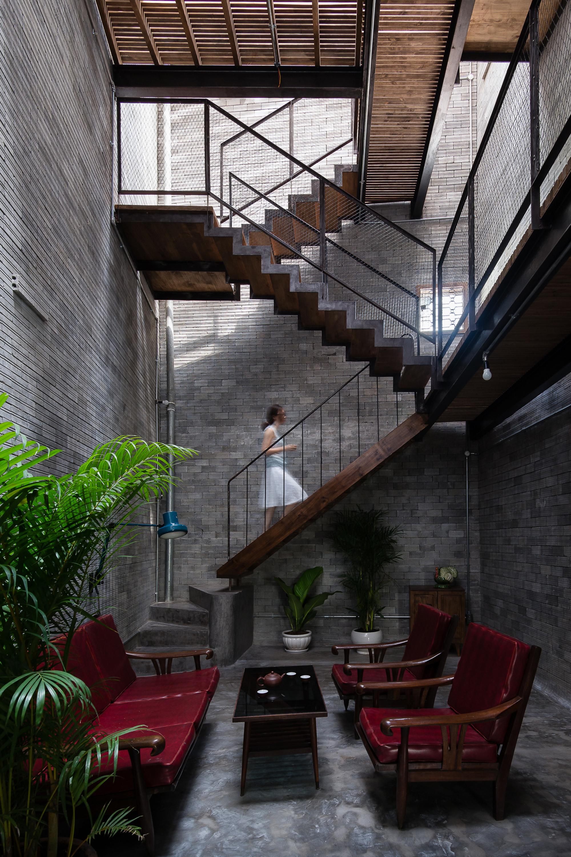 Zen House  HA  ArchDaily
