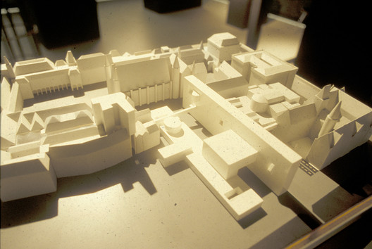 Model. Image via OMA