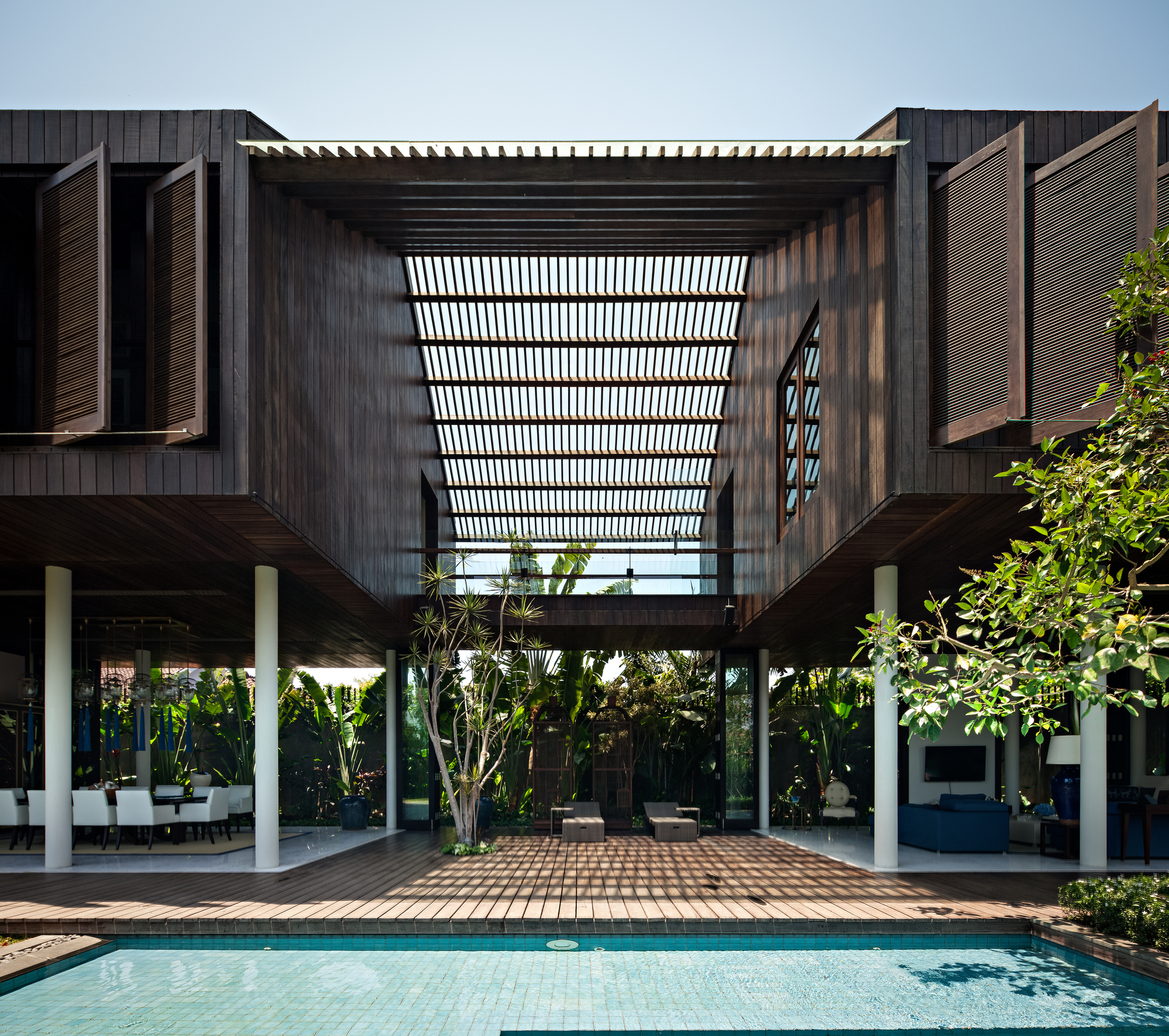 DRA House in Bali  DAssociates  ArchDaily