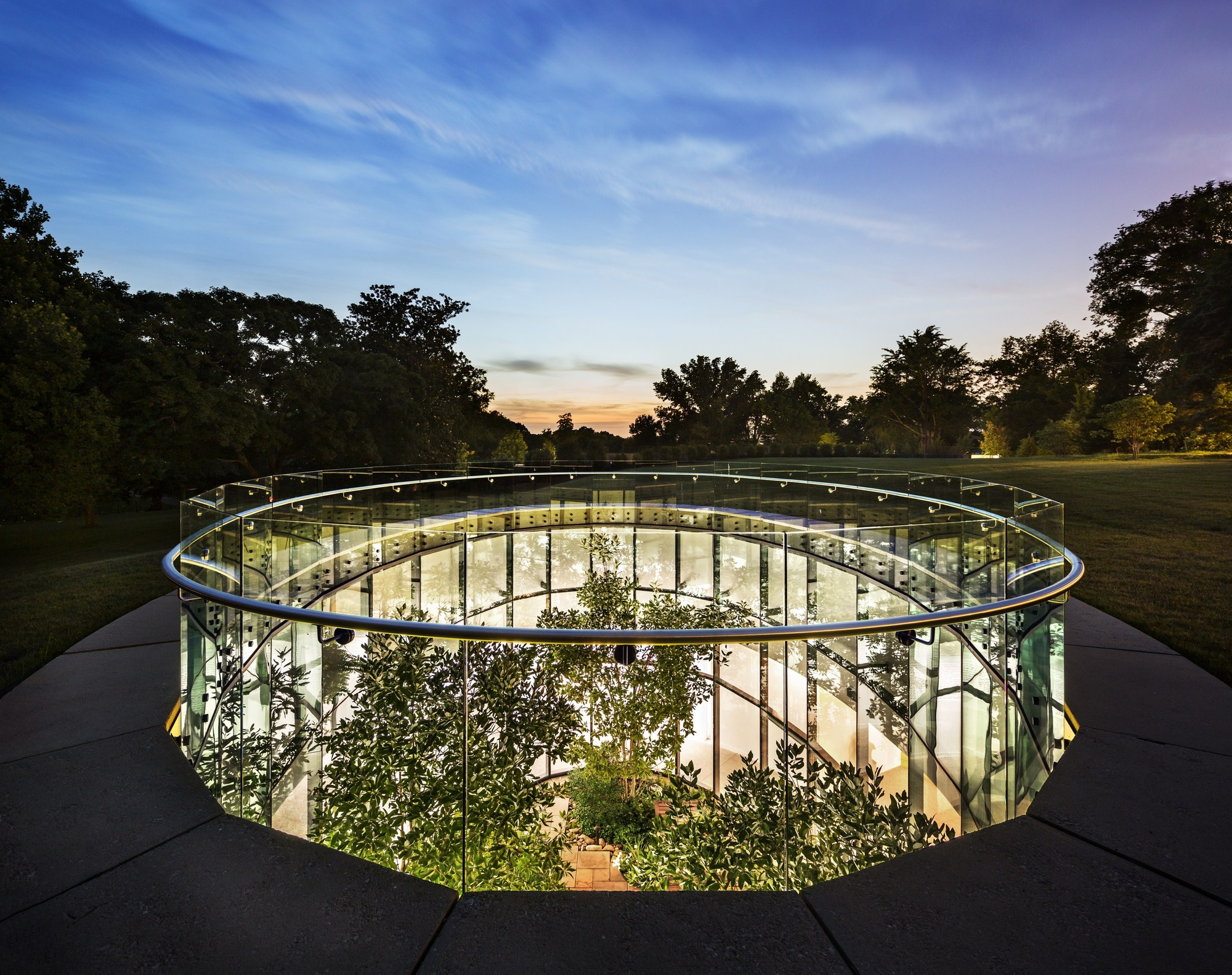 Conservation Hall Archimania Archdaily