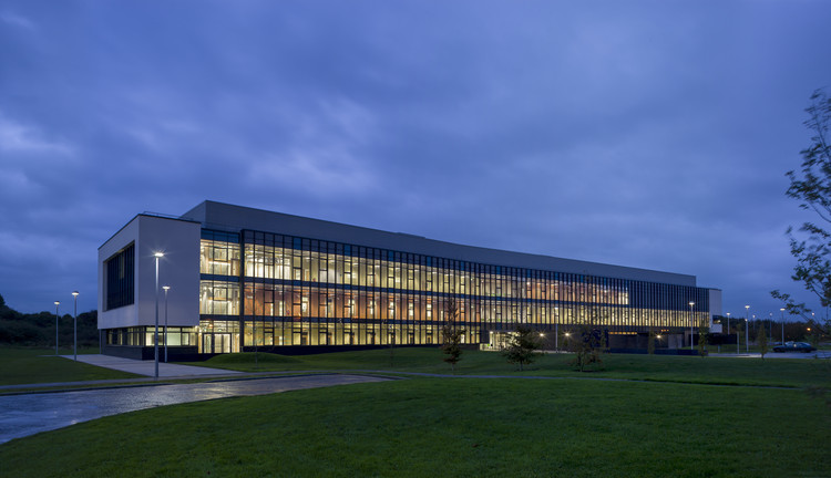 Biosciences Research Building (BRB); Galway, Ireland