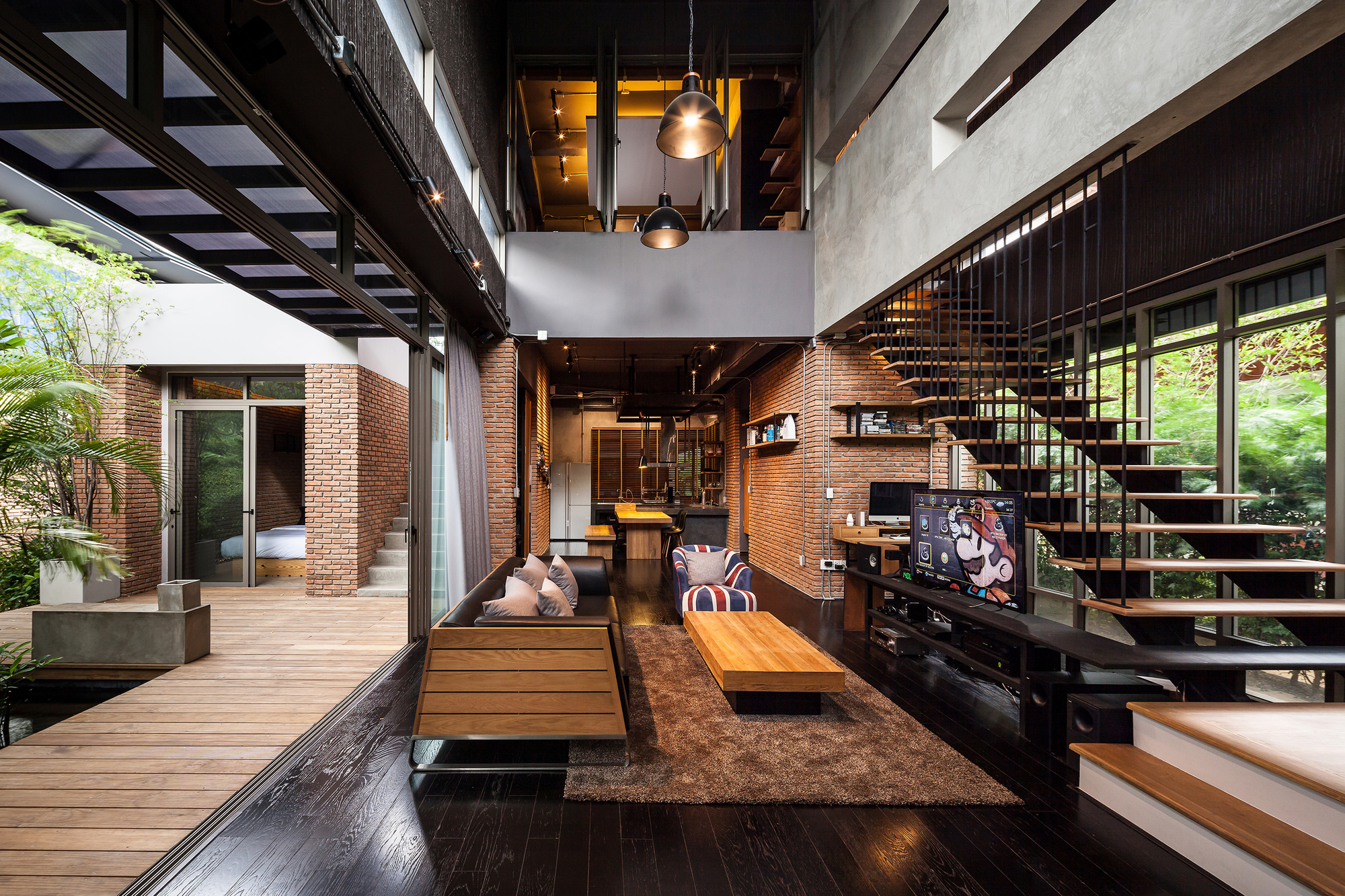 Two Houses at Nichada  Alkhemist Architects  ArchDaily