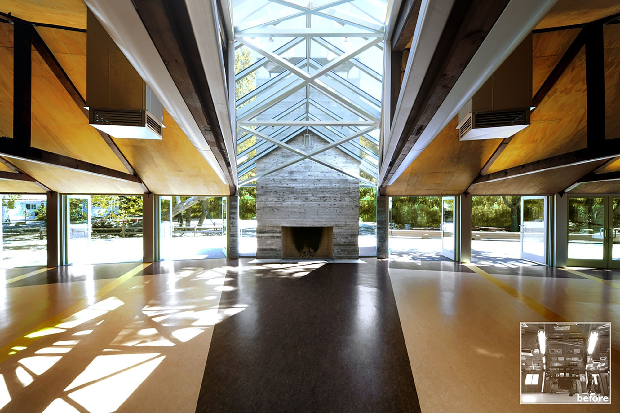 Dining Hall Architecture