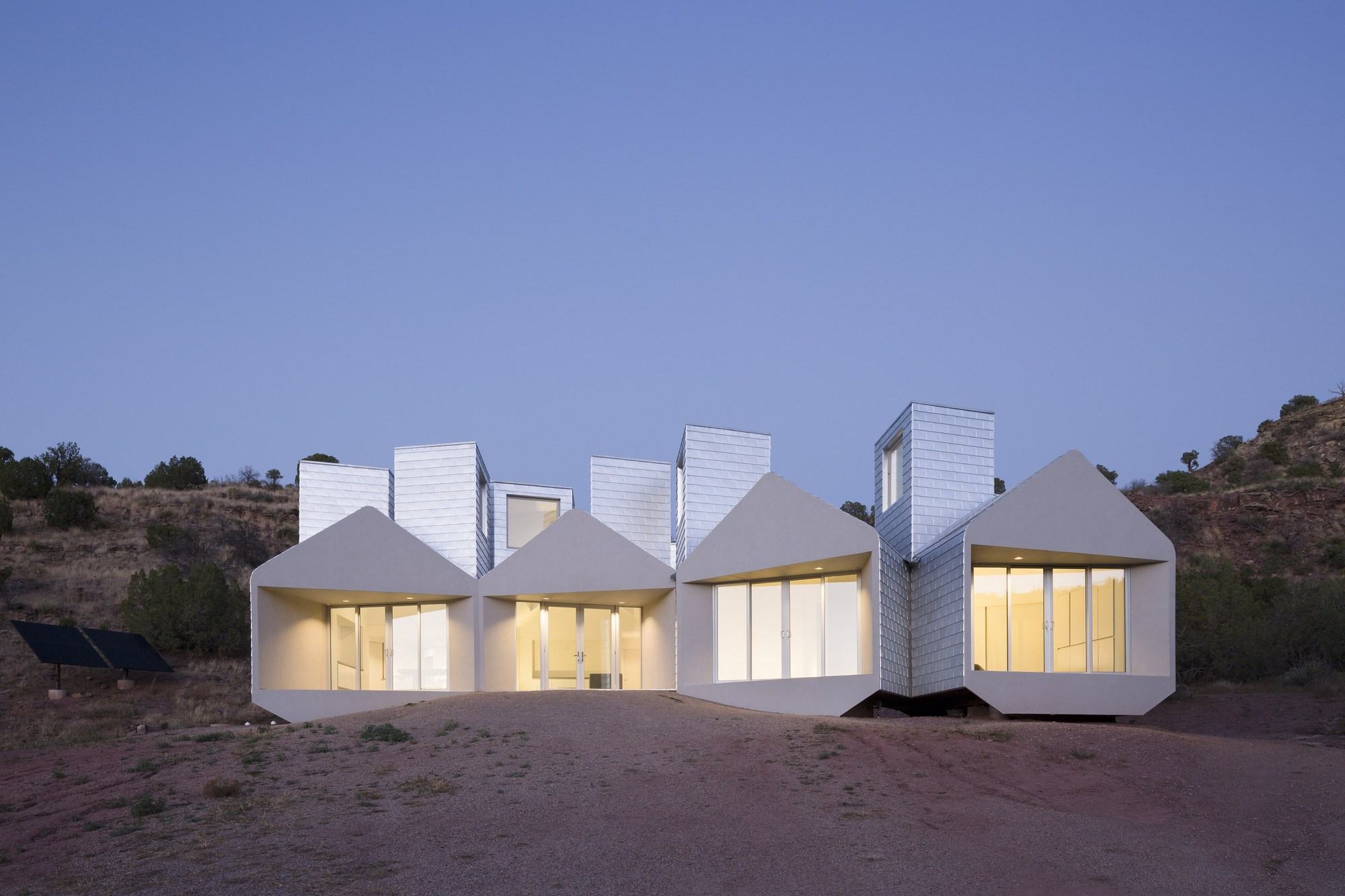 Museum Of Outdoor Arts Element House MOS Architects
