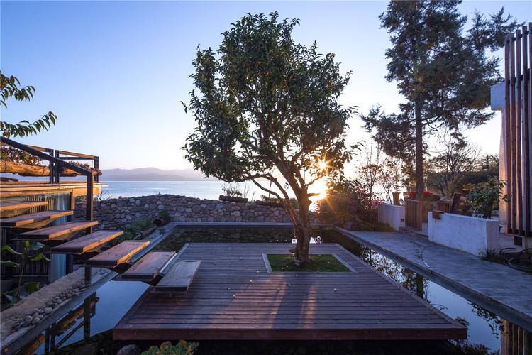 Dali Munwood Lakeside Resort Hotel Init Design Office