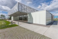 John Fry Sports Park Pavilion / The Marc Boutin ...