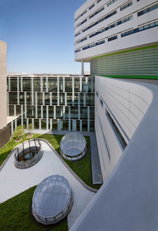 Rush University Medical Center Hospital New Tower