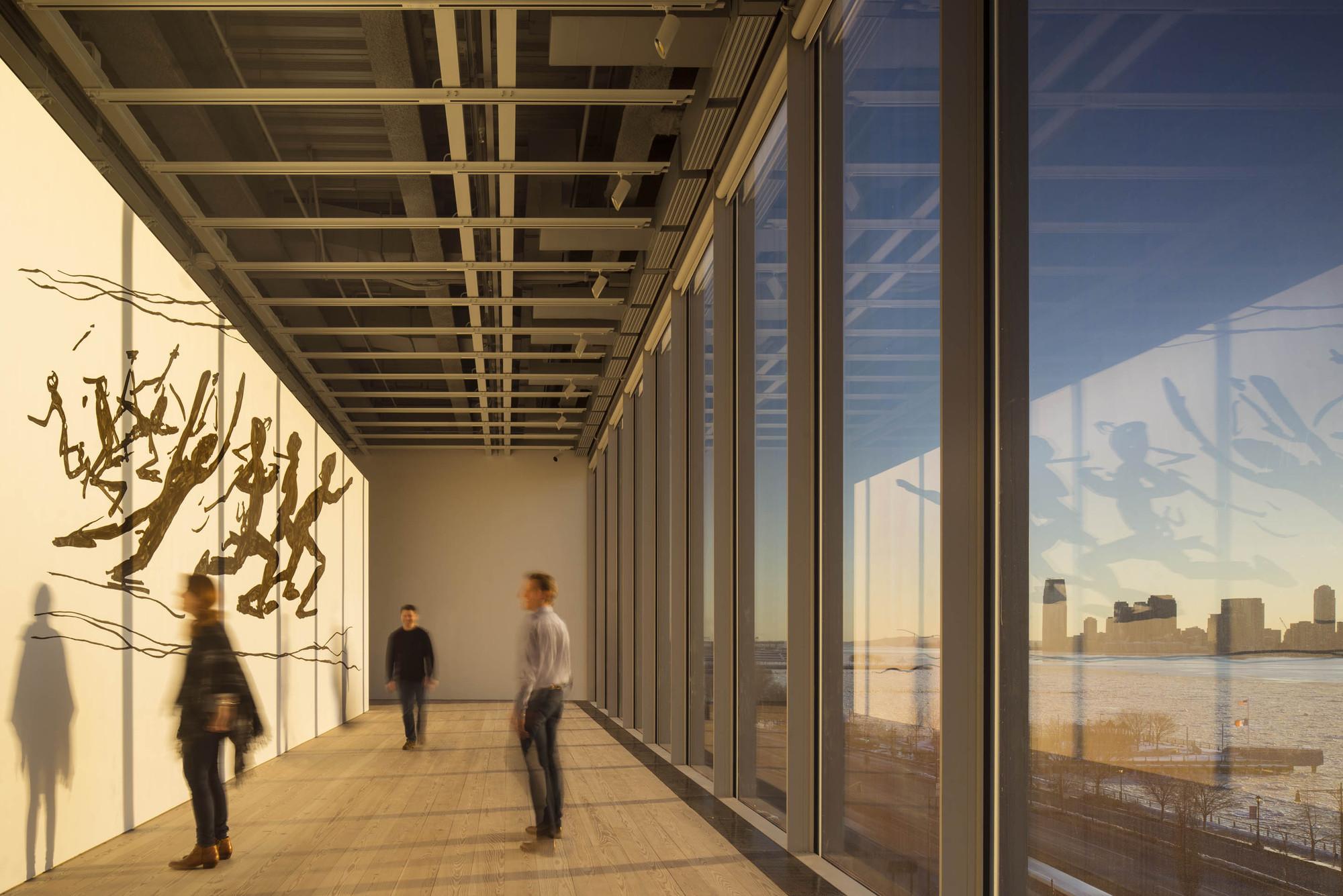 Whitney Museum American Art Gansevoort Renzo Piano Building Workshop