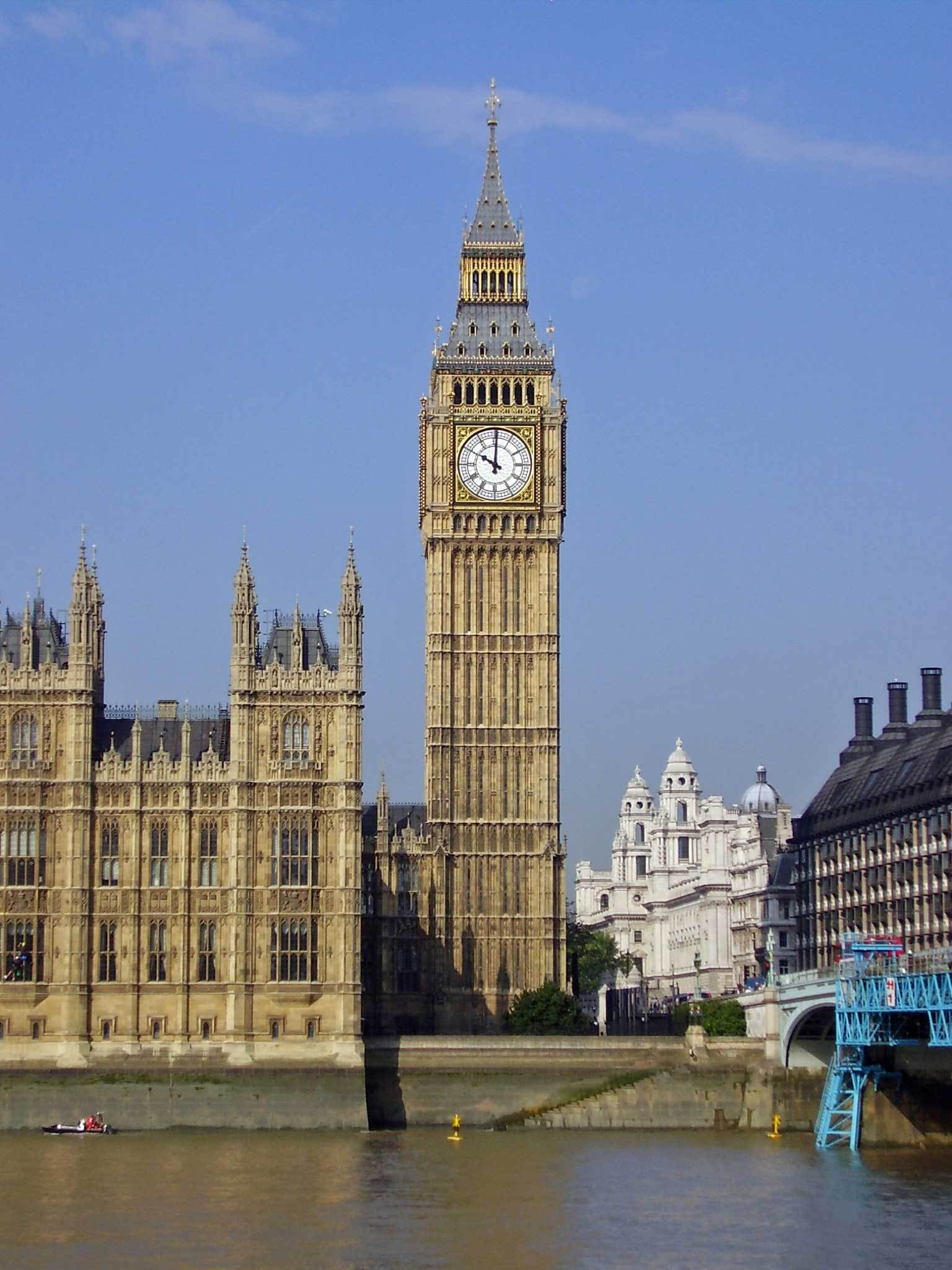Elizabeth Tower And Big Ben Undergo Renovations Archdaily