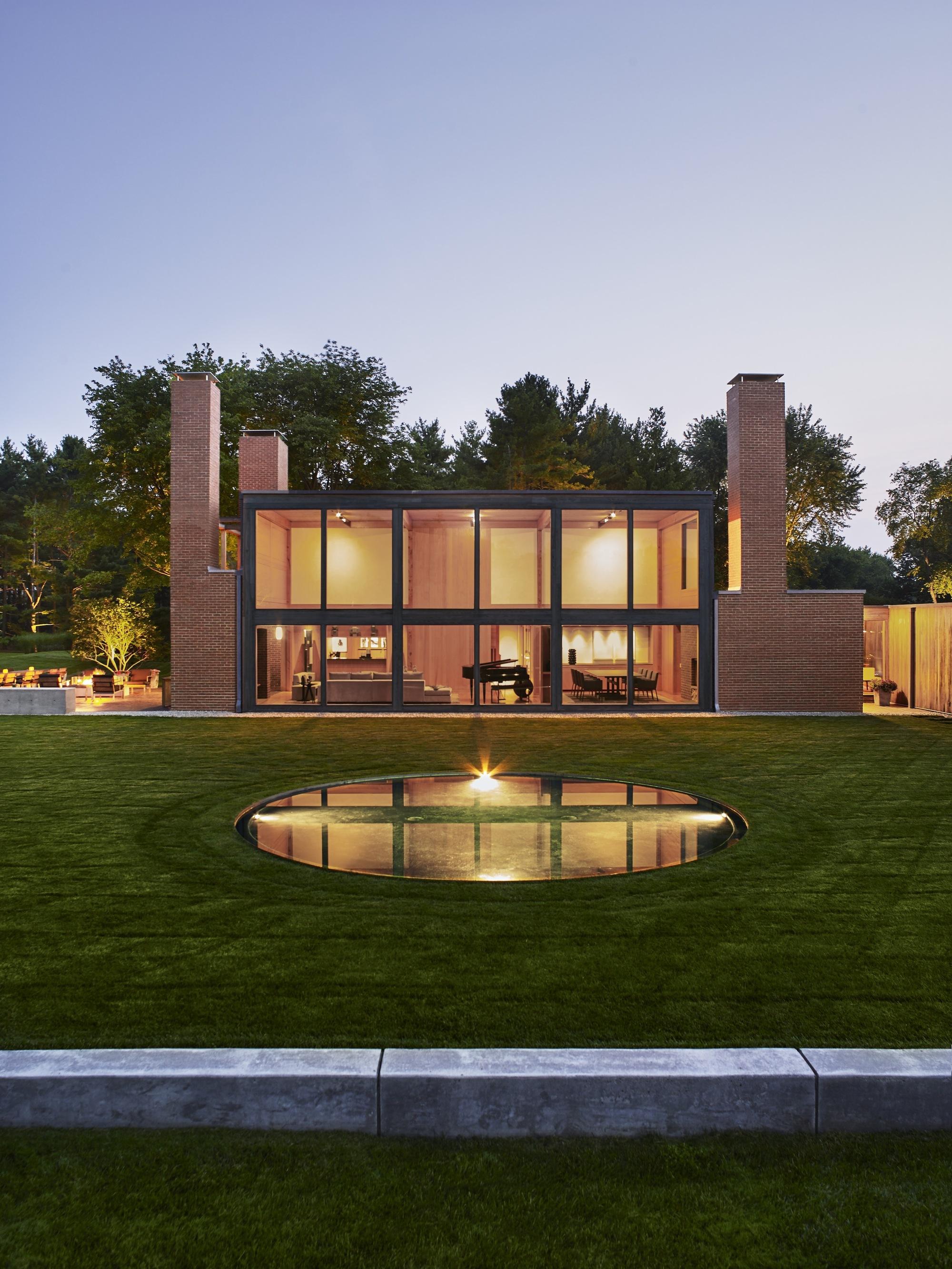 Louis Kahns Korman Residence Interior Renovation