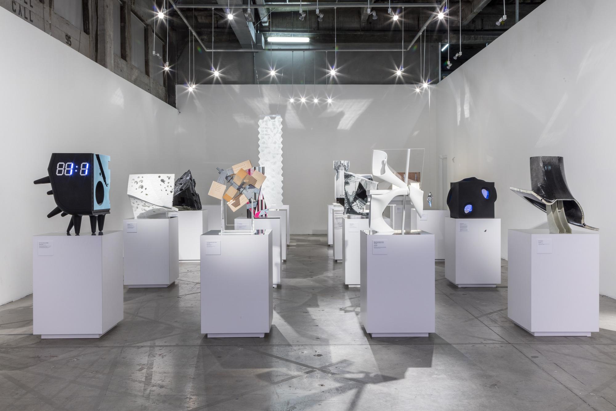 Sci-arc Close- Exhibit Explores Potential Of Digital Technologies Architectural