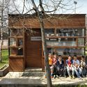 Bunateka Libraries, Various Locations, Kosovo, Bujar Nrecaj Architects. Image Courtesy of The Aga Khan Award for Architecture