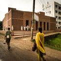 Bait Ur Rouf Mosque, Dhaka, Bangladesh, Marina Tabassum. Image Courtesy of The Aga Khan Award for Architecture