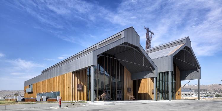New Power Station, Baku, Azerbaijan, Erginoğlu & Çalışlar Architects. Image Courtesy of The Aga Khan Award for Architecture