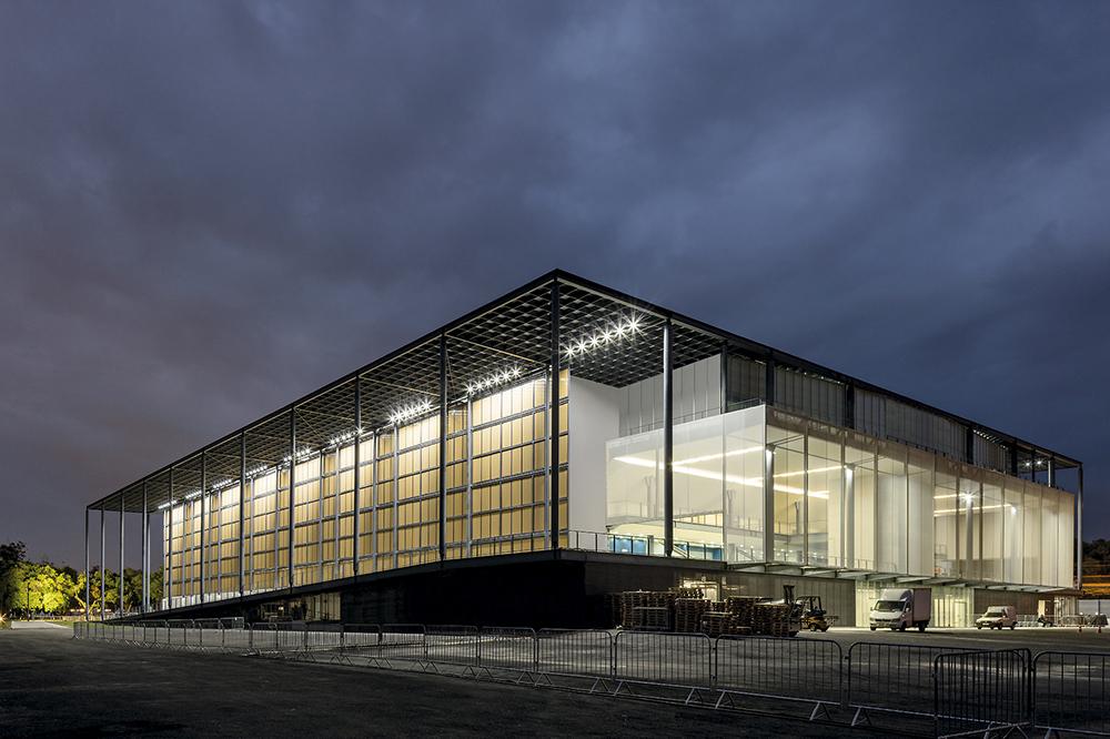 Galeria De Olimp 237 Adas Rio 2016 Arena Da Juventude