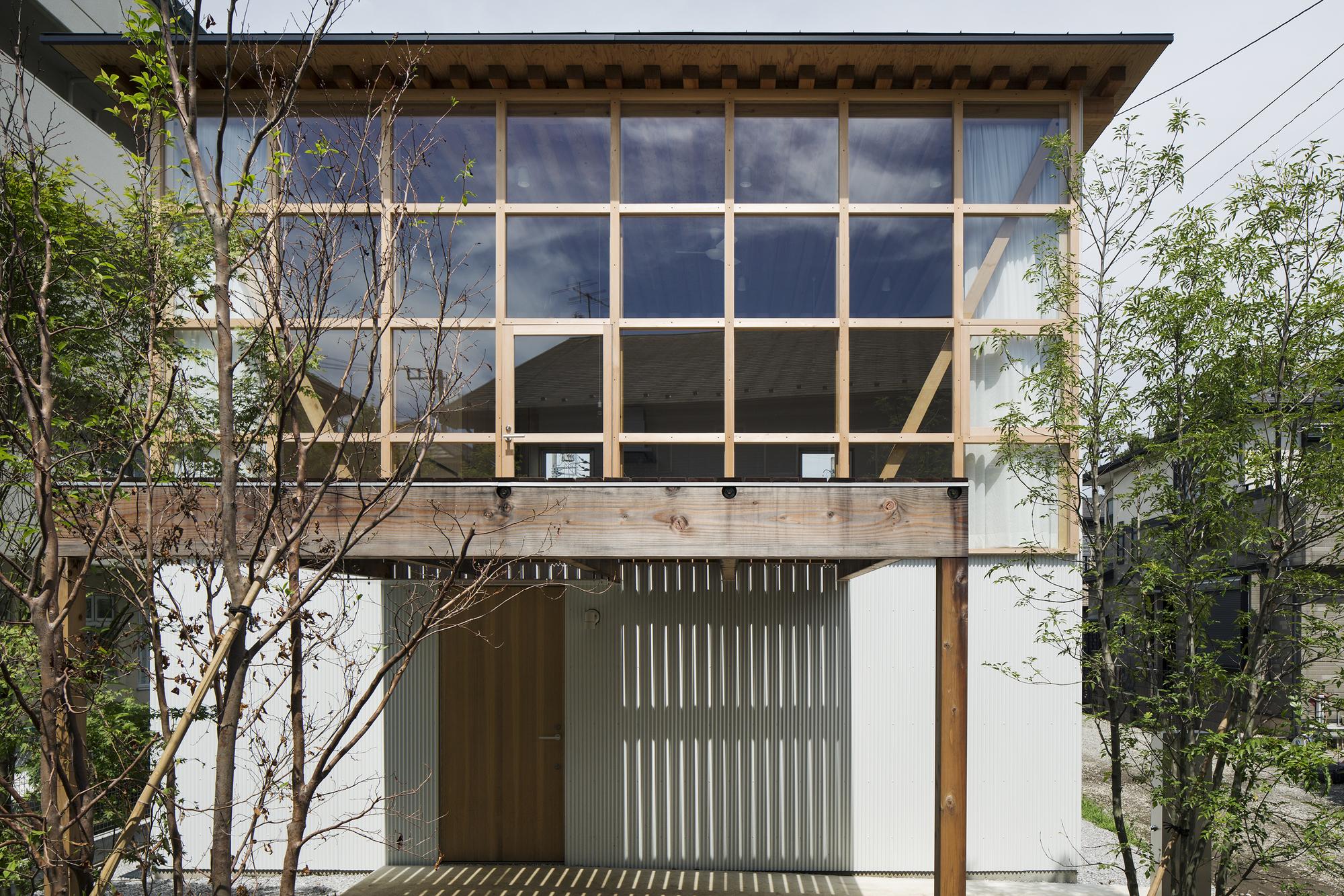 Module Grid House  Tetsuo Yamaji Architects  ArchDaily
