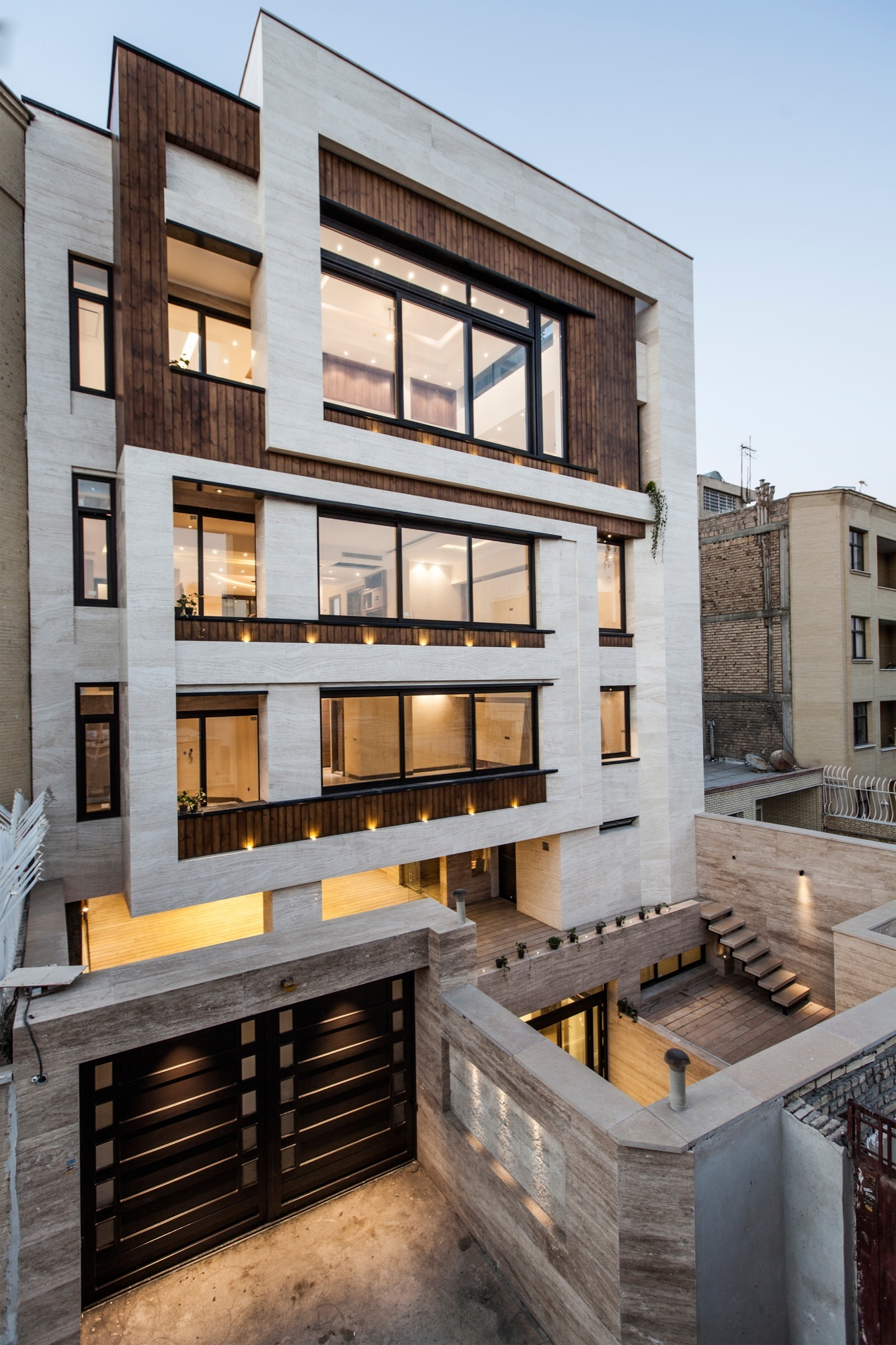 House 2 Sarsayeh Architectural Office Archdaily