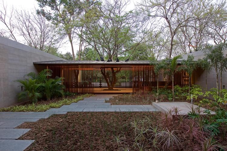 DIYA  SPASM Design Architects  ArchDaily