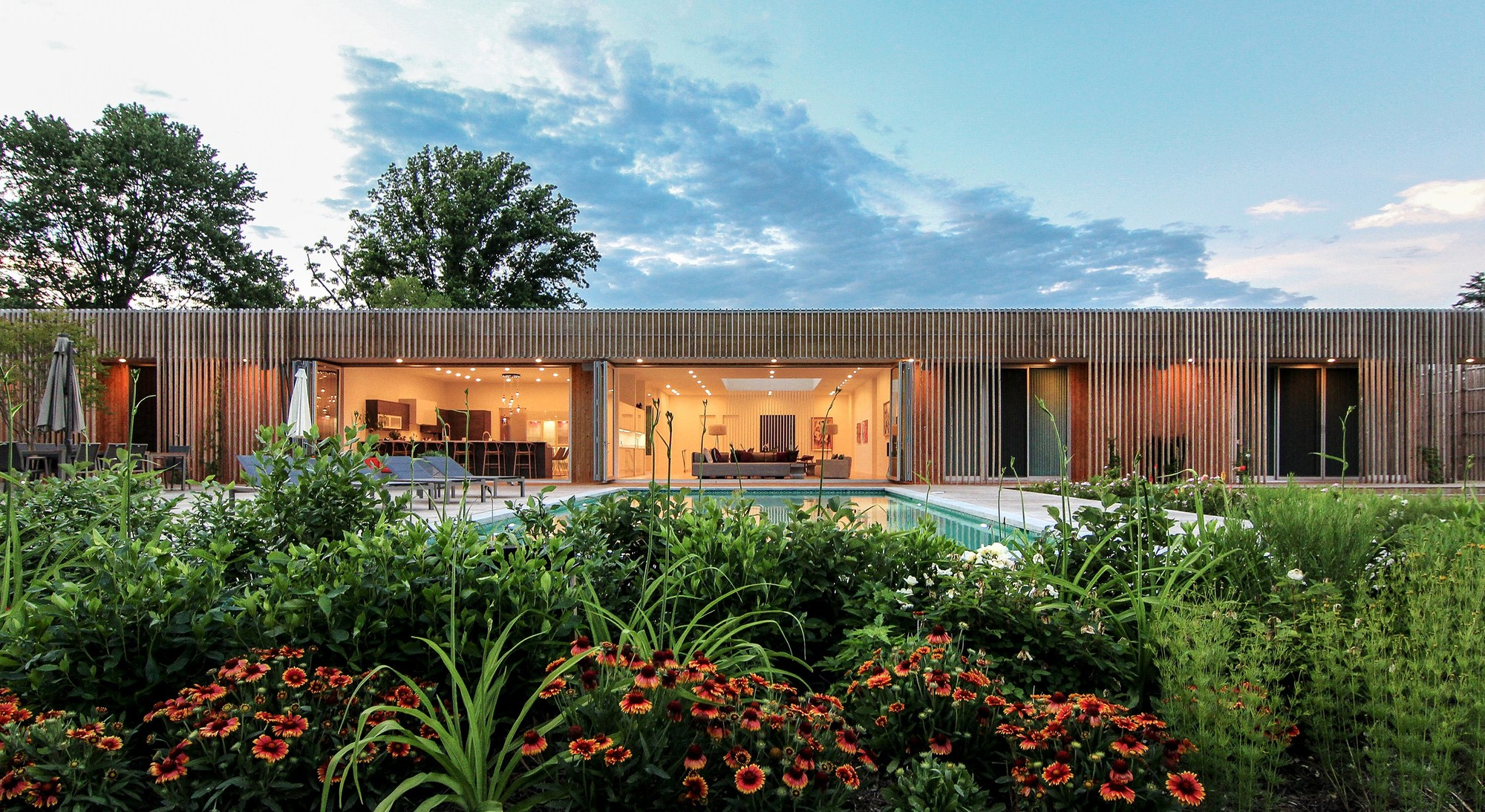 Meadow House  Office Mian Ye  ArchDaily