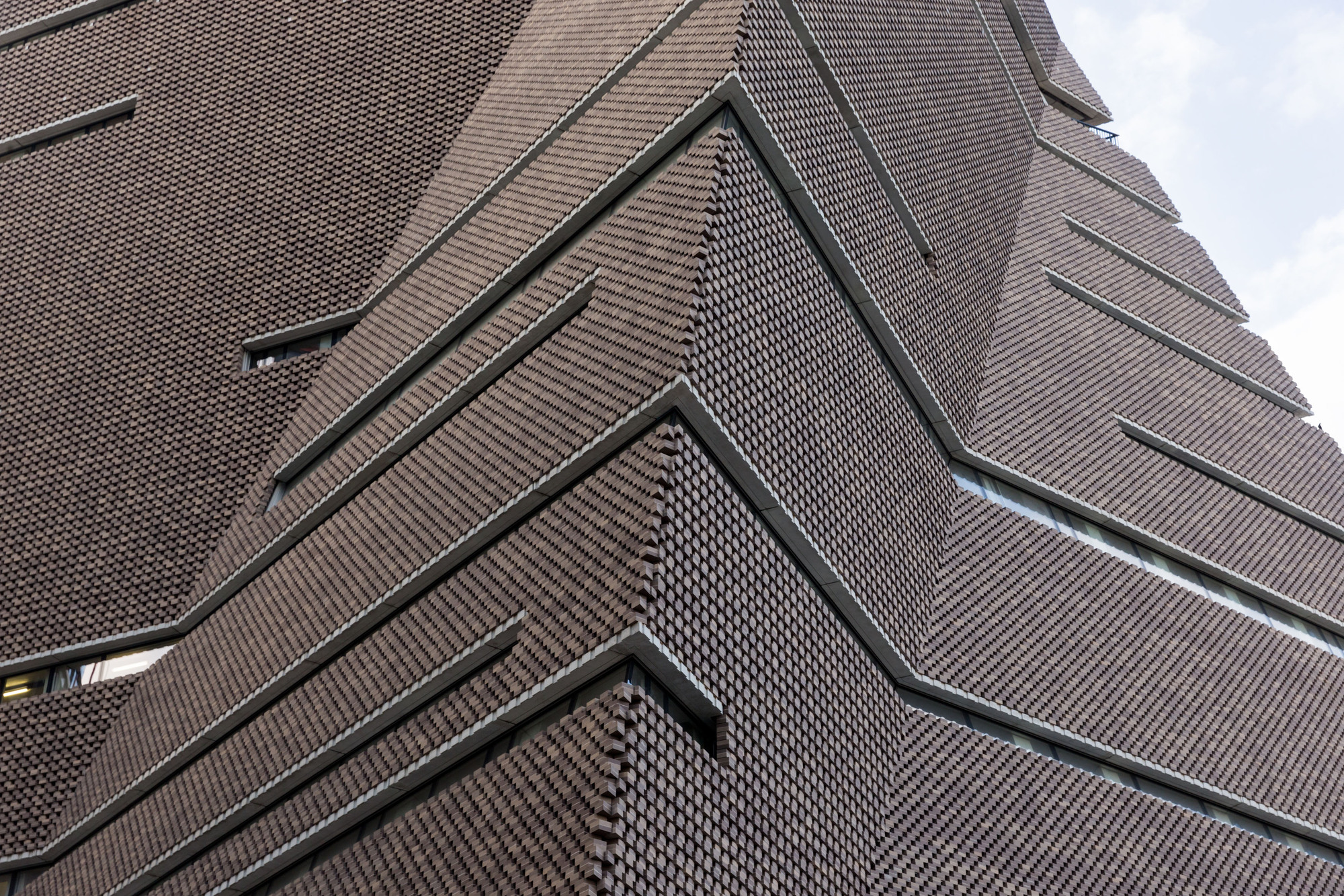 Tate Modern Switch House Herzog & De Meuron - 5