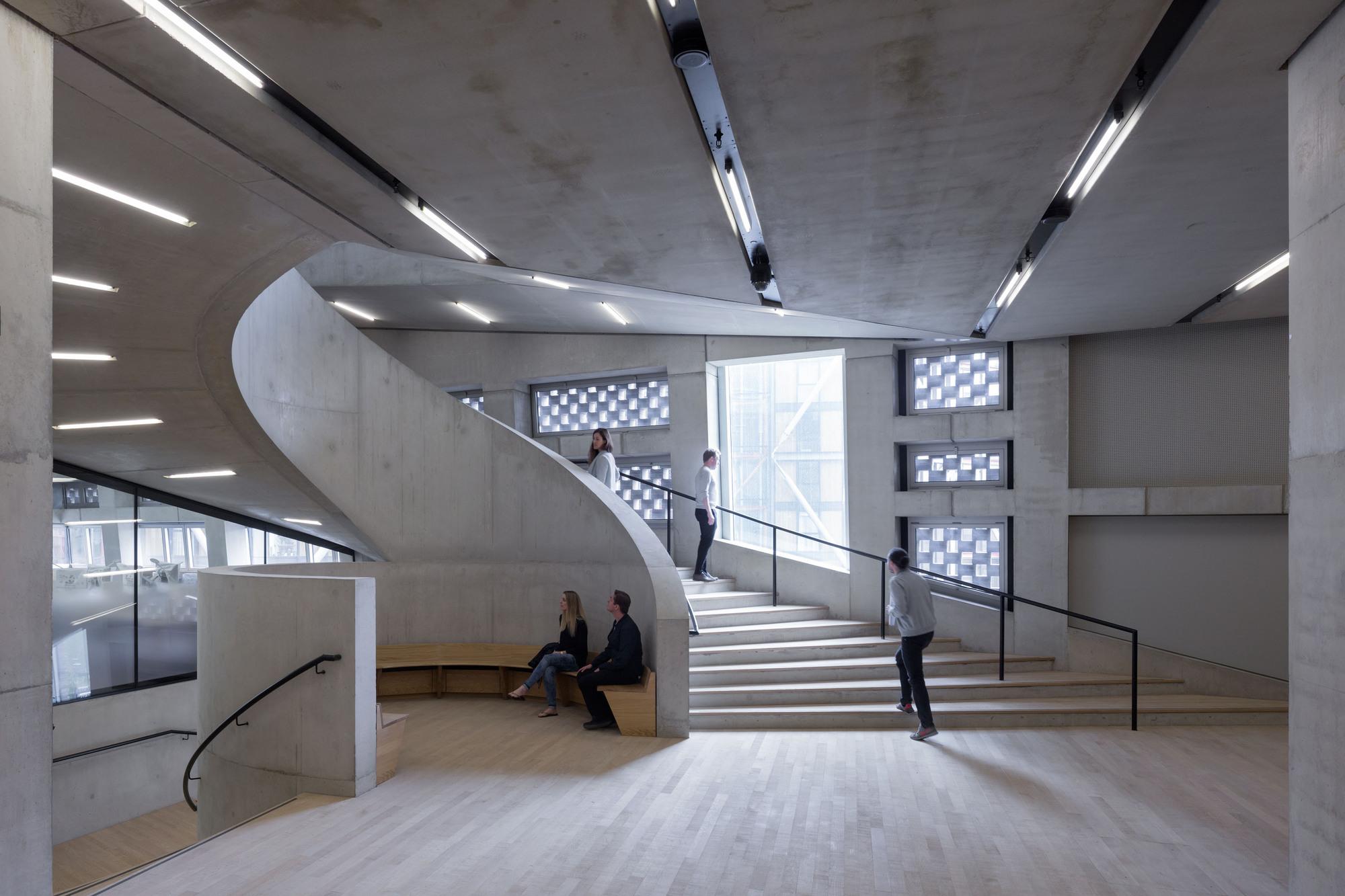 Tate Modern Switch House Herzog & De Meuron - 2