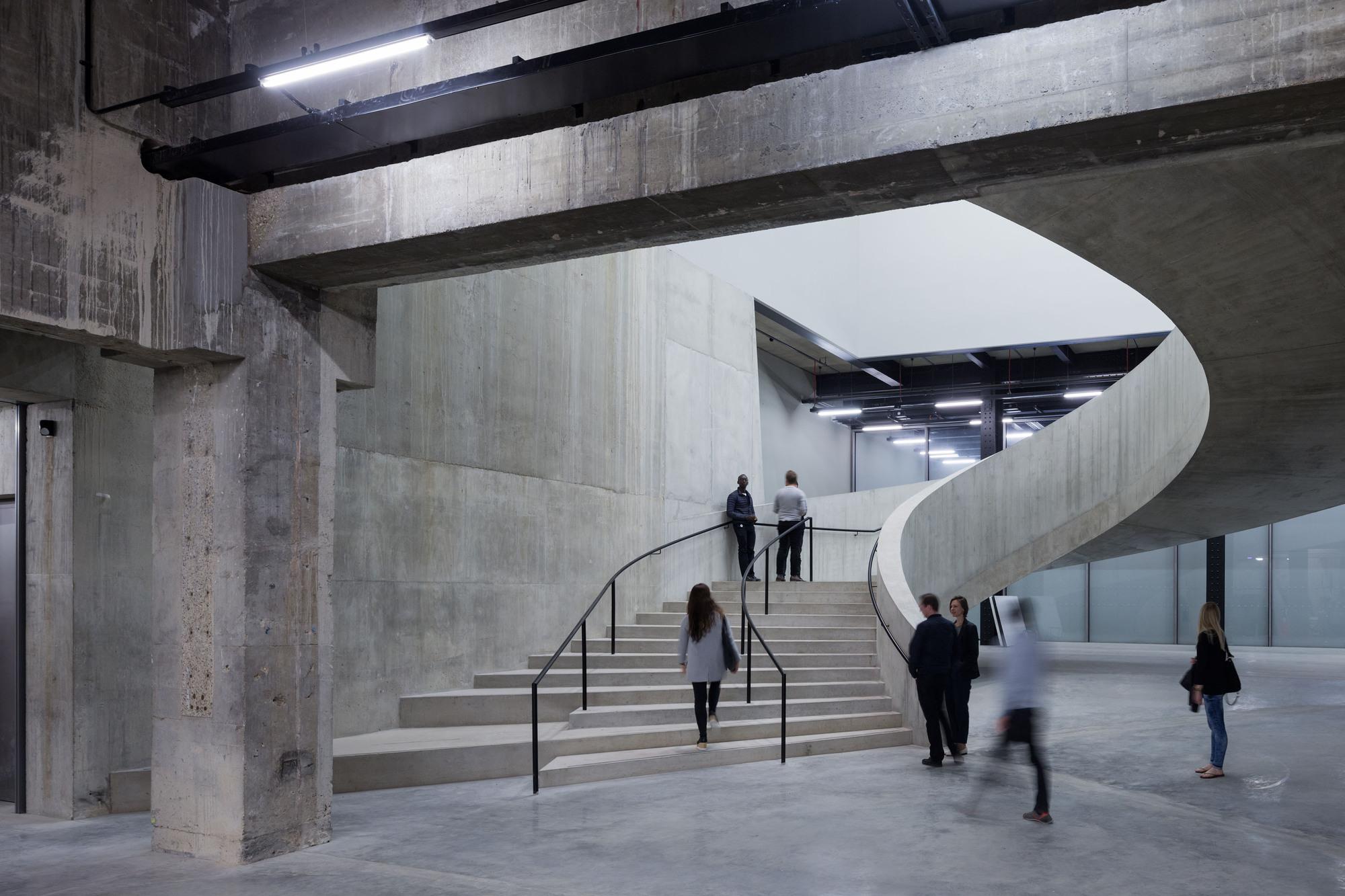 Tate Modern Switch House Herzog & De Meuron - 4