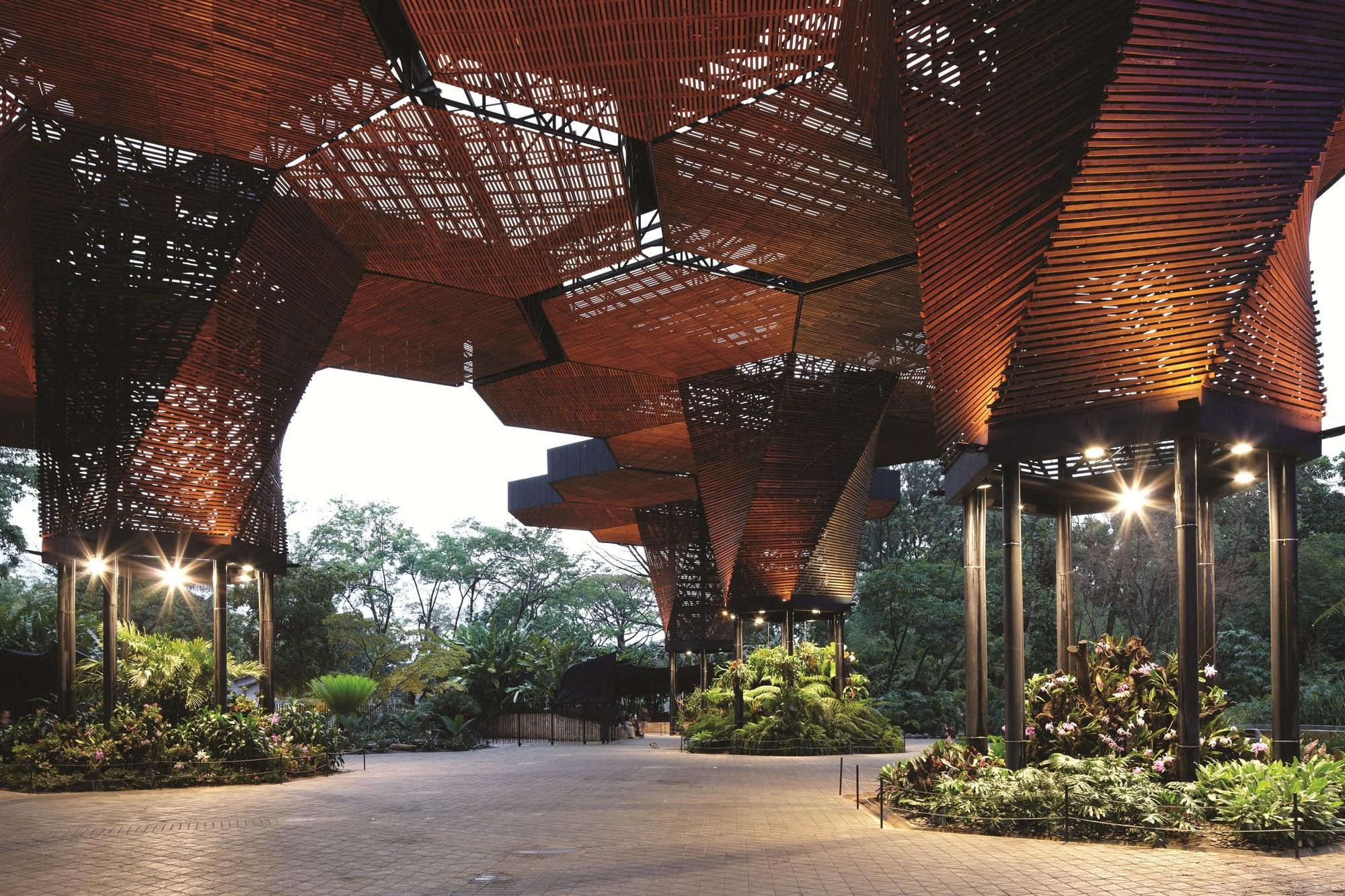 Orquideorama  Planb arquitectos  JPRCR Arquitectos