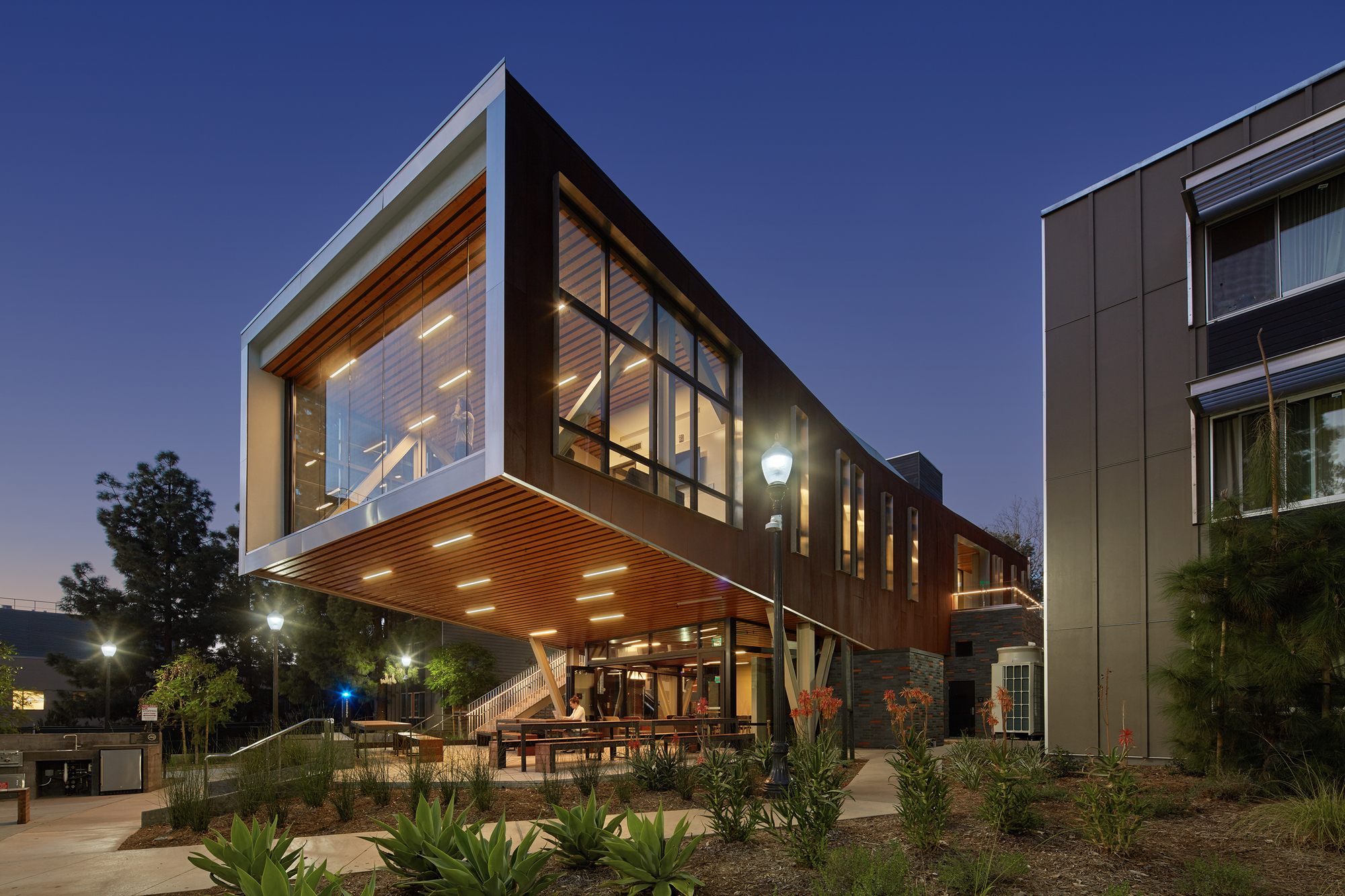 medium resolution of ucla saxon suites studio e architects