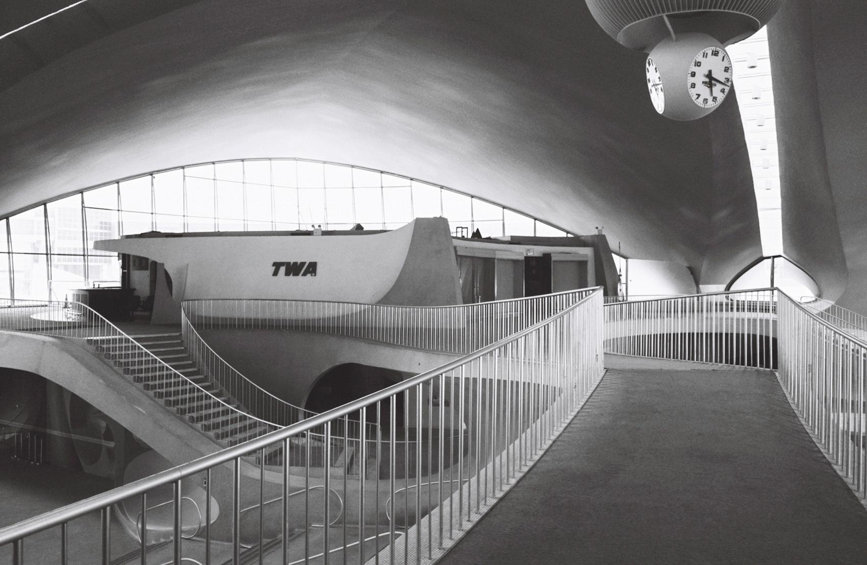 Gallery of AD Classics TWA Flight Center  Eero Saarinen  16