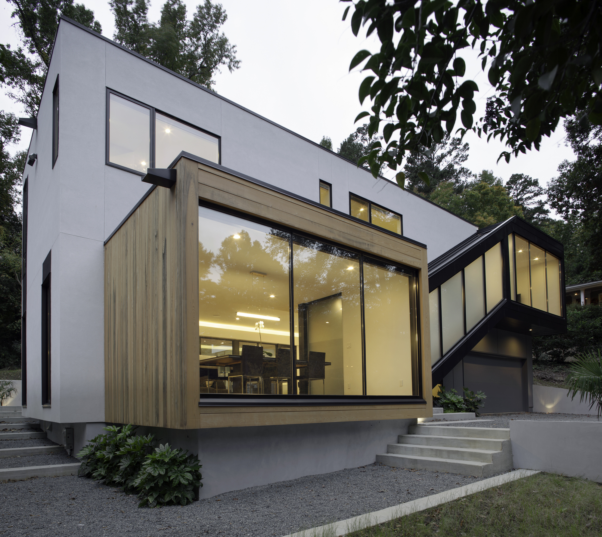 Medlin Residence  in situ studio  ArchDaily